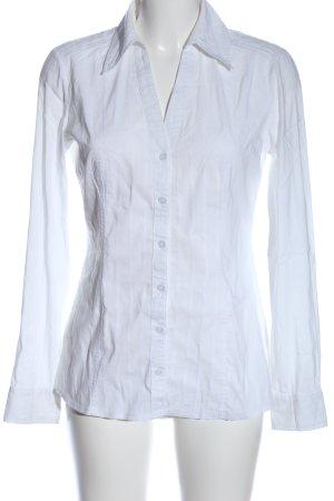 Promod Hemd-Bluse weiß Business-Look
