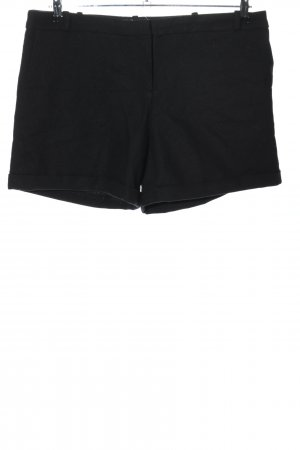 Promod High-Waist-Shorts schwarz Casual-Look