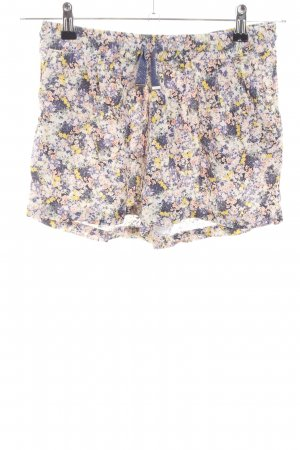 Promod Hot Pants Blumenmuster Casual-Look