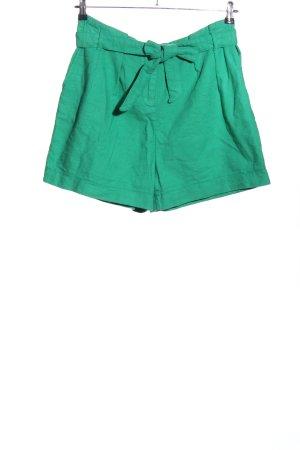 Promod Hot Pants grün Casual-Look