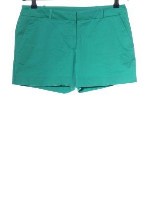 Promod Hot Pants türkis Casual-Look
