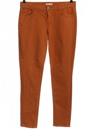 Promod Low-Rise Trousers light orange casual look