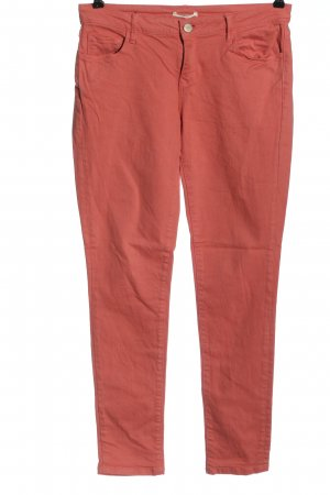 Promod Low-Rise Trousers red casual look