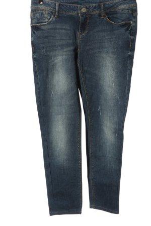 Promod Jeansy o obcisłym kroju niebieski W stylu casual