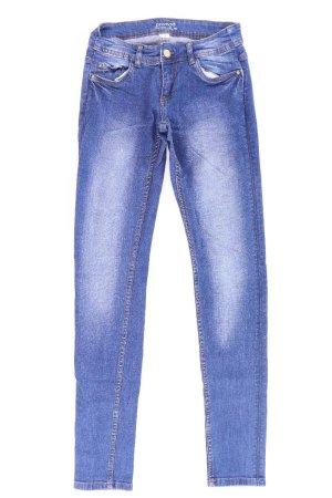 Promod Jeans Größe 34 blau aus Baumwolle