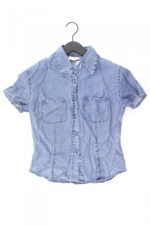 Promod Blouse en jean bleu-bleu fluo-bleu foncé-bleu azur