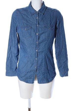 Promod Jeanshemd blau Casual-Look