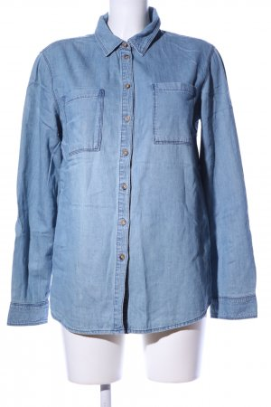 Promod Denim Shirt blue casual look