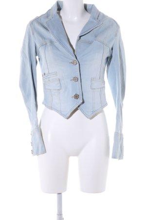 Promod Jeansjacke blau Casual-Look