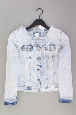Promod Jeansjacke Größe M blau aus Baumwolle