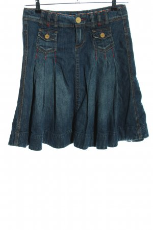 Promod Denim Skirt blue casual look