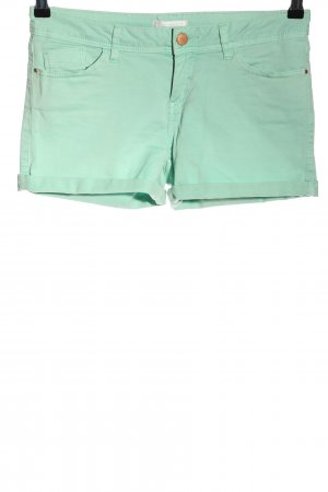 Promod Jeansshorts türkis Casual-Look