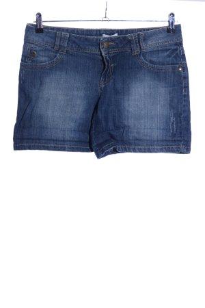 Promod Jeansshorts blau Casual-Look