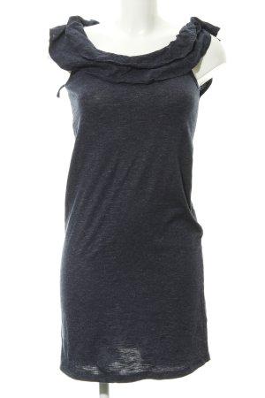 Promod Jerseykleid dunkelblau Casual-Look