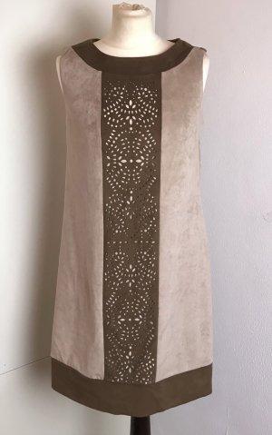 Promod Robe en cuir multicolore polyester