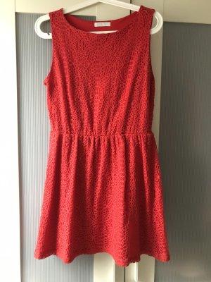 Promod Kleid in rot