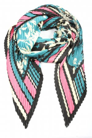 Promod Crinkle Scarf allover print casual look
