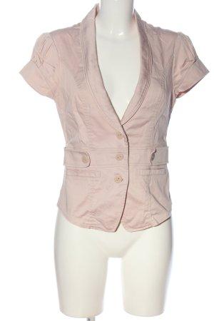 Promod Kurz-Blazer pink Business-Look
