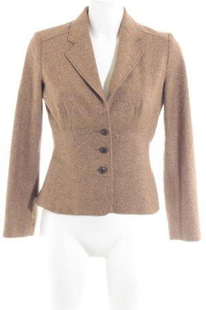 Promod Kurz-Blazer bronzefarben meliert Elegant