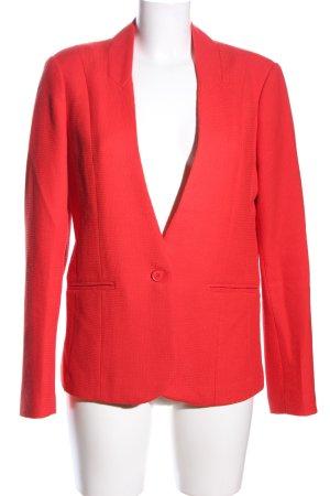 Promod Kurz-Blazer rot Business-Look