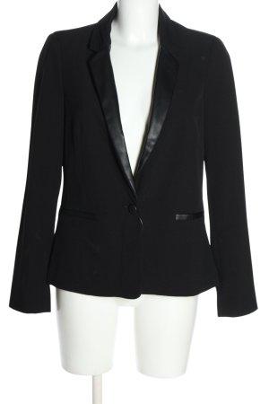 Promod Kurz-Blazer schwarz Elegant