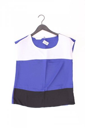 Promod Blouse à manches courtes bleu-bleu fluo-bleu foncé-bleu azur