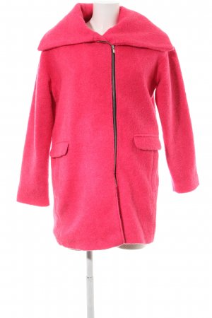 Promod Kurzmantel pink Casual-Look
