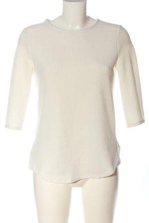 Promod Langarm-Bluse creme Casual-Look