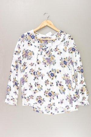 Promod Blusa de manga larga blanco puro Viscosa