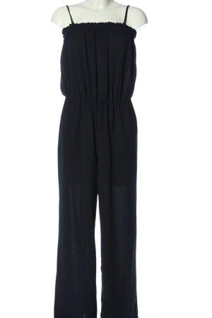 Promod Langer Jumpsuit blau Casual-Look