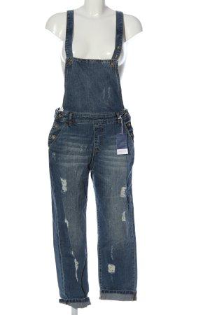Promod Jeans met bovenstuk blauw casual uitstraling