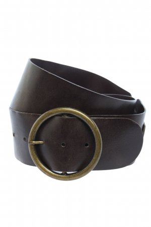 Promod Leather Belt brown casual look