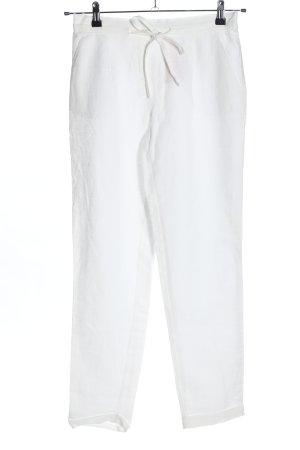 Promod Linnen broek wit casual uitstraling
