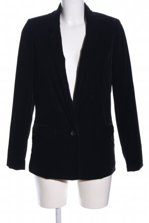 Promod Long-Blazer schwarz Business-Look