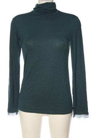 Promod Longsleeve grün Casual-Look