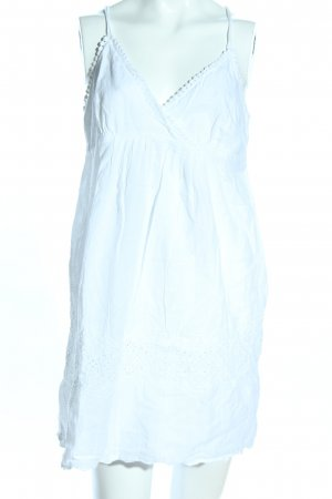 Promod Trägerkleid weiß Casual-Look