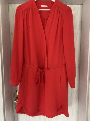 Promod Sukienka tunika jasnoczerwony