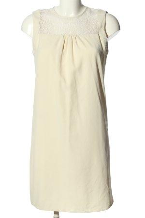 Promod Minikleid wollweiß Elegant