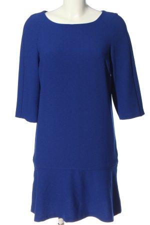Promod Minikleid blau Business-Look