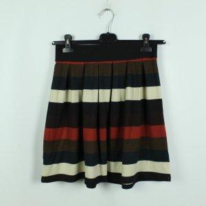 Promod Jupe tricotée multicolore coton