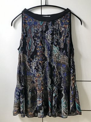 Promod Plissee Sommerkleid Minikleid