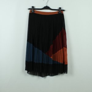 Promod Pleated Skirt multicolored polyester