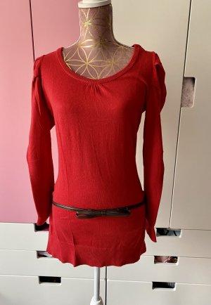 Promod Pullover rot Größe L
