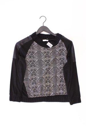 Promod Pullover schwarz Größe M