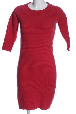 Promod Pulloverkleid rot Casual-Look