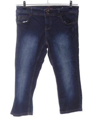 Promod Röhrenhose blau Casual-Look