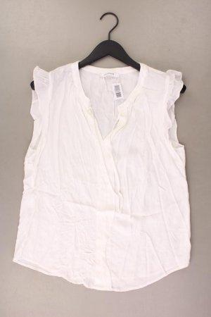 Promod Bluzka z falbankami w kolorze białej wełny