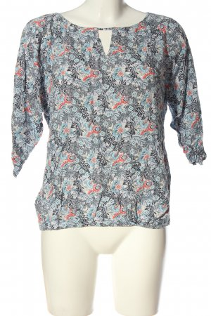 Promod Schlupf-Bluse Mustermix Casual-Look