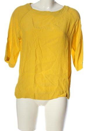 Promod Schlupf-Bluse blassgelb Elegant