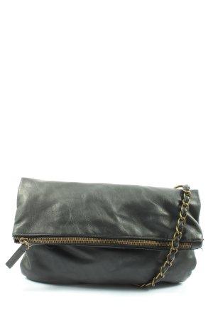 Promod Schultertasche schwarz Elegant